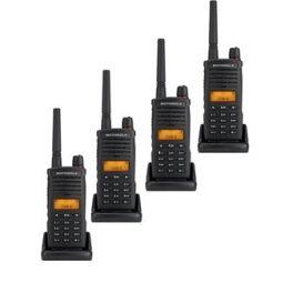 Talkie-Walkie Motorola XT660D - Pack de 4