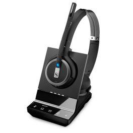 Micro-casque binaural sans fil Sennheiser SDW 5065 UC Duo