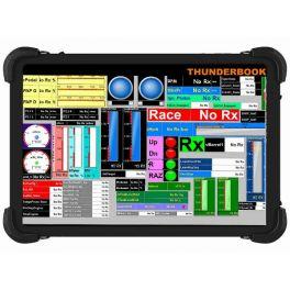 Tablette industrielle et robuste Thunderbook Goliath A100 - Android 7 - LTE - Lecteur de code-barres