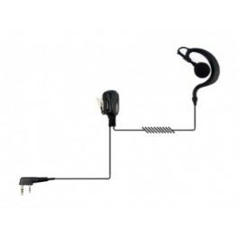 Oreillette PTT pour Motorola XTNI / XTK / CP40