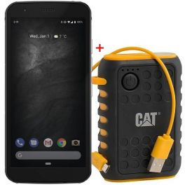 Caterpillar - CAT S52Caterpillar - CAT S52 + Power Bank + Power Bank
