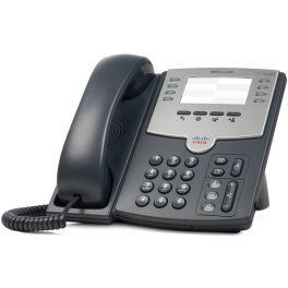 Téléphone IP filaire Cisco SPA 501G