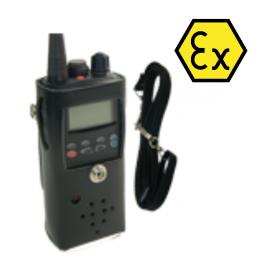 Étui en cuir pour talkies-walkies Entel HTXX3 (3)