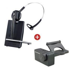 Sennheiser D 10 Phone + levier mécanique de décrochage à distance HSL10 1
