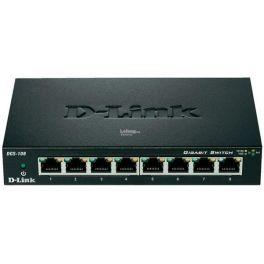 D-LINK DGS-108 - Switch 8 ports