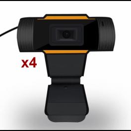 Pack Webcam USB pour PC