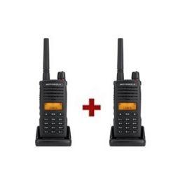 Talkie-Walkie Motorola XT660D - Pack Du