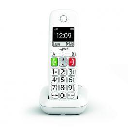 GIGASET E290 SOLO Blanc Téléphone DECT
