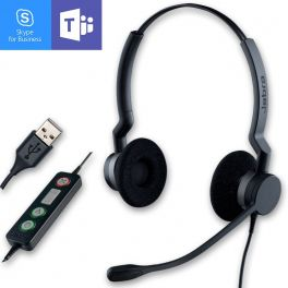Jabra BIZ 2300 USB UC MS Duo
