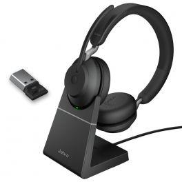 Jabra GN - Evolve2 65 USB-A UC Duo avec base