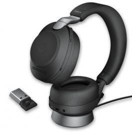 Jabra - Evolve2 85 UC Duo Noir USB-A avec base
