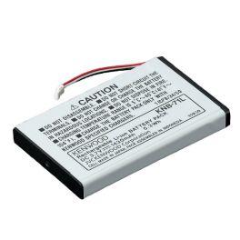Batterie KNB71 pour Kenwood PKT-23E