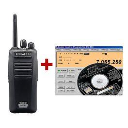 Kenwood Protalk TK-3501 + Logiciel de programmation