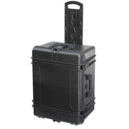 MAX540H245STR noire – valise de transport à roulette