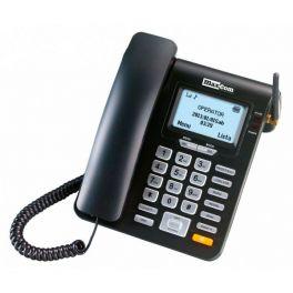 Téléphone fixe GSM MAXCOM MM28D (1)