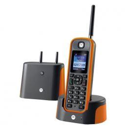 Motorola O201 Orange