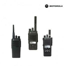 Programmation spécifique pour talkies-walkies Motorola