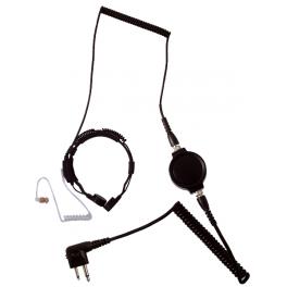 Laryngophone LGR-32M pour Motorola à 2 broches