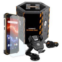 Hammer - Extreme Pack Energy 2 Noir et Orange