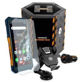 Hammer - Extreme Pack Iron 3 LTE  - Noir et Orange