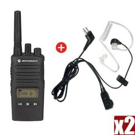 Pack Duo Motorola XT460 avec 2 Kits Bodyguard