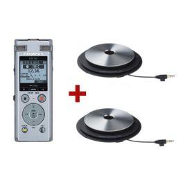 Olympus DM-720 + 2 microphones ME-33