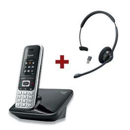 Gigaset S850 + Cleyver HW60 Bluetooth headset
