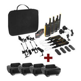 Pack Motorola T82 Extreme Quad + 4 socles de charges