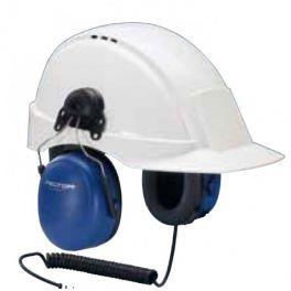 3M Peltor ATEX Listen Only Mono 3.5mm - Montage sur casque