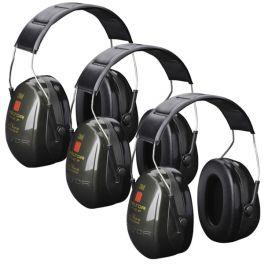 Casque anit-bruit 3M Peltor Optime II Version Pack Trio