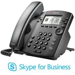 Polycom VVX 301 Skype for Business