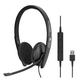 Micro-casque filaire Sennheiser SC160 USB Headset