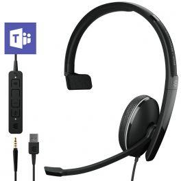 EPOS Adapt 135T USB-A II – Certifié Microsoft Teams