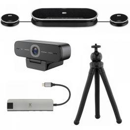 Pack visioconférence - Sennheiser Expand 80 T + Microphones