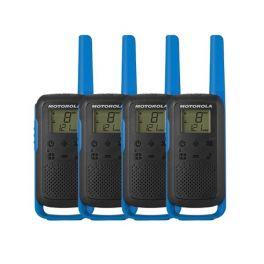 Pack de 4 Motorola T62 Bleu