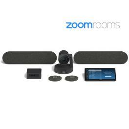 Solution de vidéoconférence Logitech Large Room pour Zoom Rooms