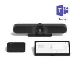 Solution de vidéoconférence Logitech Small Rooms pour Teams