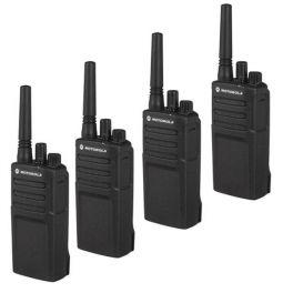 Motorola XT420 Talkie Walkie 4-Pack