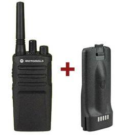 Talkie-Walkie Motorola XT420 + Batterie de Remplacement